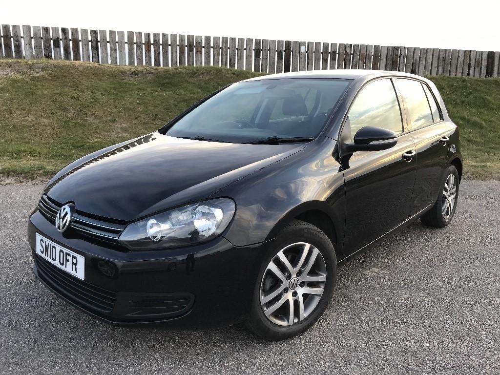 used VW Golf SE TDI in elgin-moray-morayshire