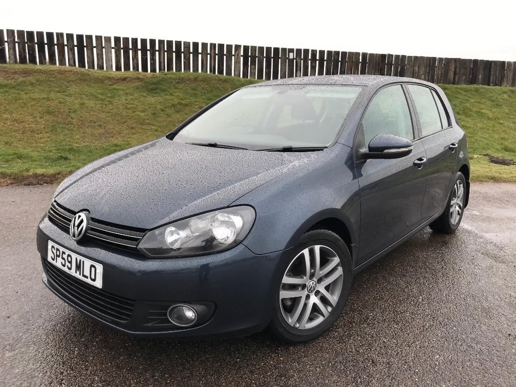 used VW Golf SE TSI in elgin-moray-morayshire