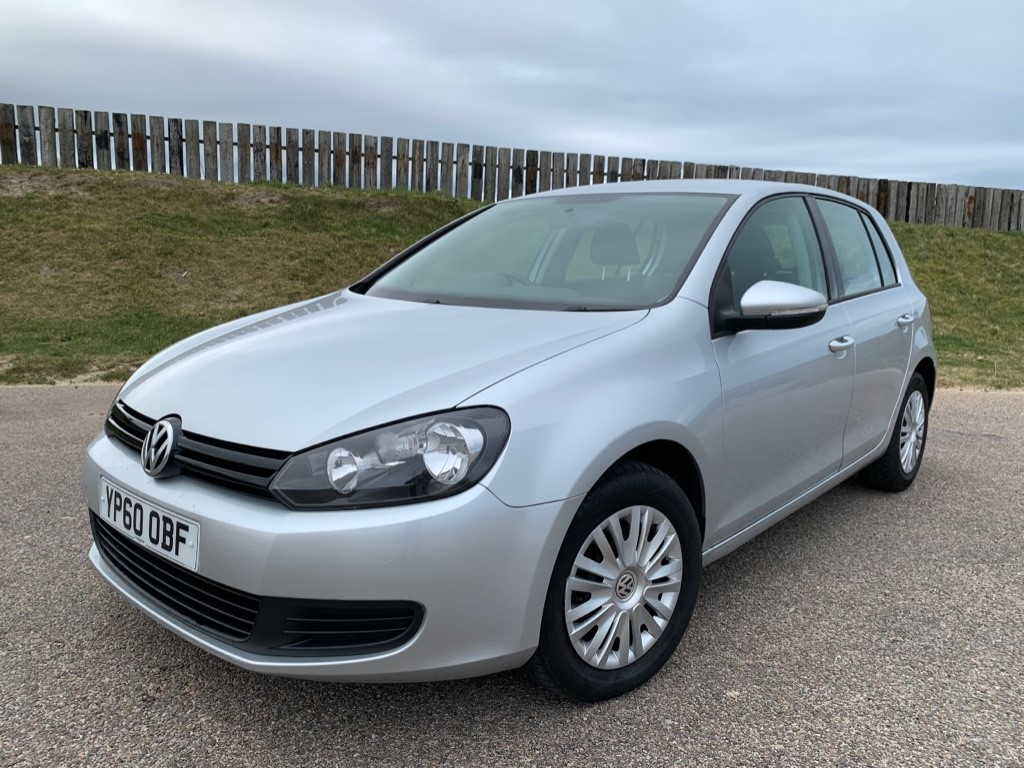 used VW Golf S TDI in elgin-moray-morayshire