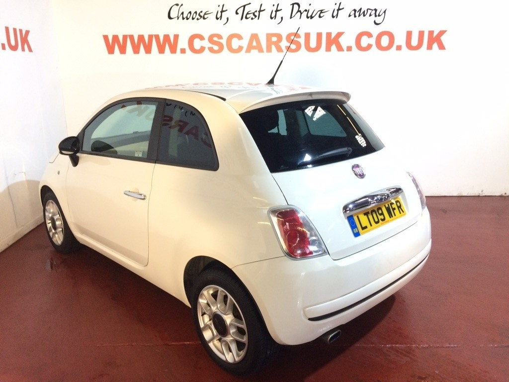 Fiat 500 For Sale In Greater Manchester Cs Cars Uk