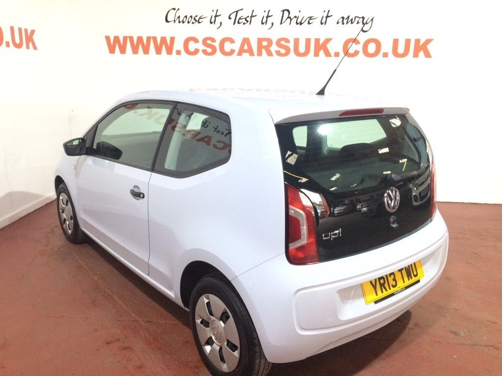 Volkswagen Up for sale in Greater Manchester. CS Cars UK.