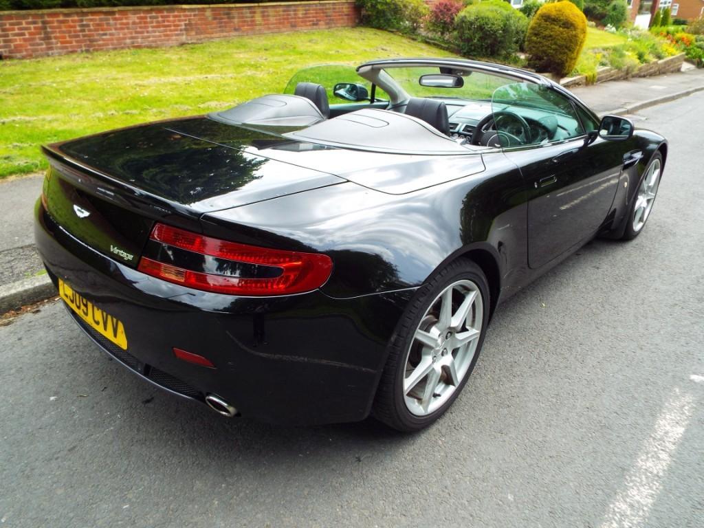 Used Aston Martin Vantage for Sale | Lancashire