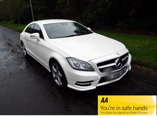 Mercedes CLS250 CDI for sale