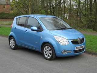 Vauxhall Agila for sale
