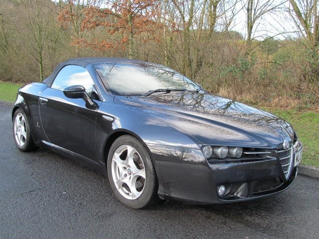 used Alfa Romeo Spider JTS 2dr in lancashire