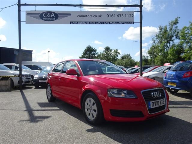used Audi A3 TDI in lancashire