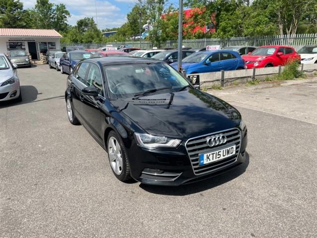 used Audi A3 TDI SPORT in lancashire