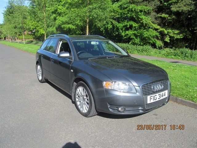used Audi A4 Avant Avant T SE in lancashire