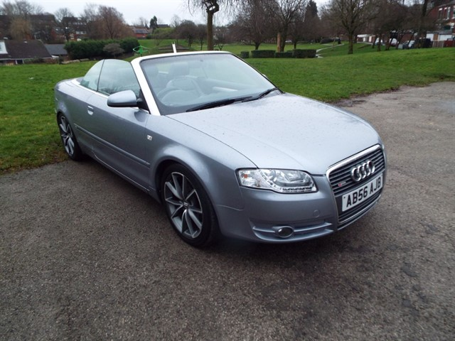 used Audi A4 TDI S LINE DPF in lancashire