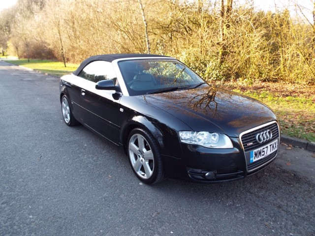 used Audi A4 T FSI S LINE in lancashire