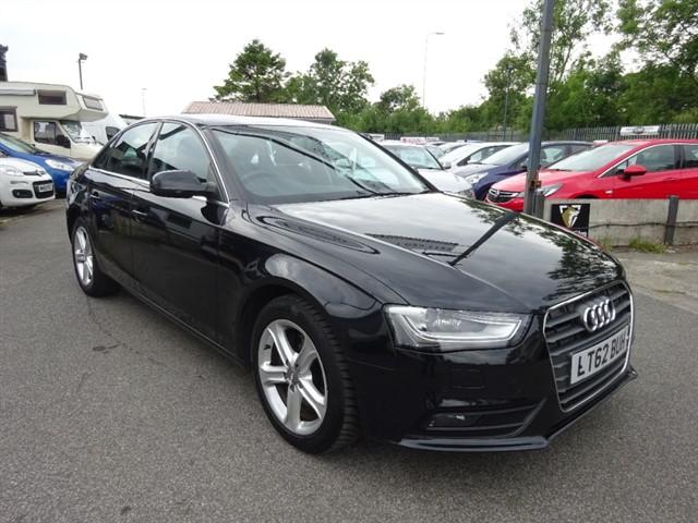 used Audi A4 TDI SE TECHNIK in lancashire