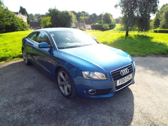 used Audi A5 TFSI SE in lancashire