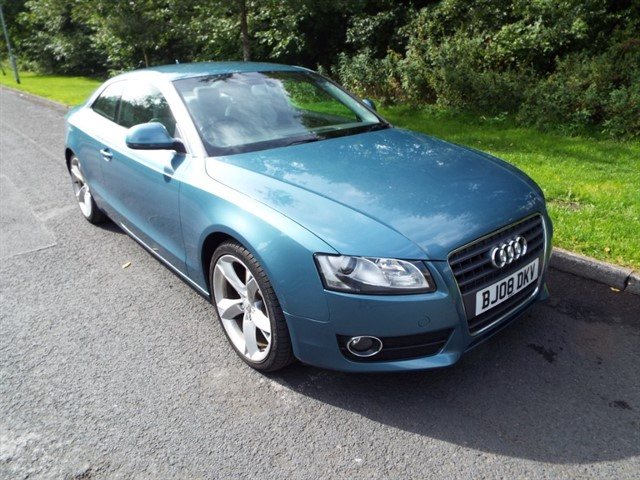 used Audi A5 TFSI SPORT in lancashire