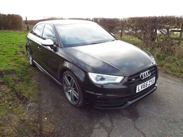 used Audi S3 QUATTRO NAV in lancashire