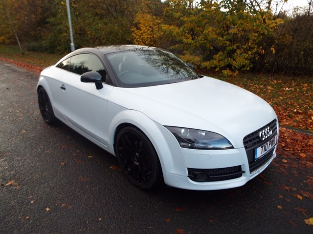used Audi TT TDI QUATTRO in lancashire