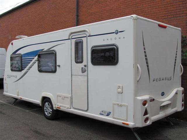 used Bailey Pegasus Ancona GT65 in lancashire