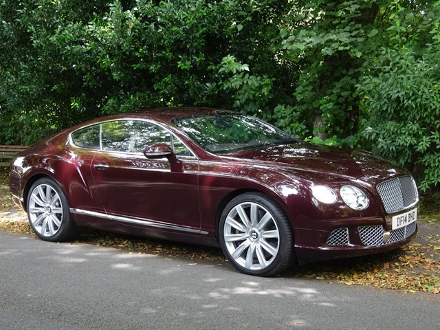 used Bentley Continental GT in lancashire