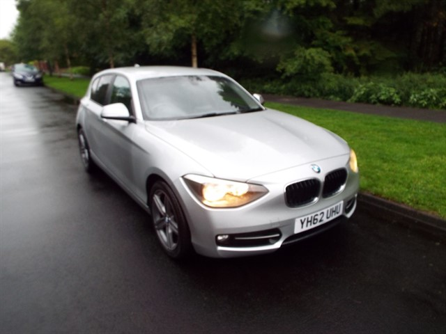 used BMW 116i SPORT in lancashire