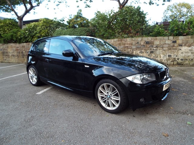 used BMW 116i M SPORT in lancashire