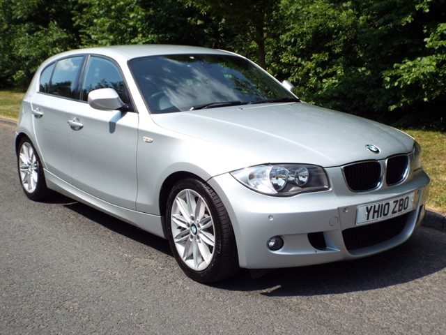 used BMW 118d M SPORT in lancashire