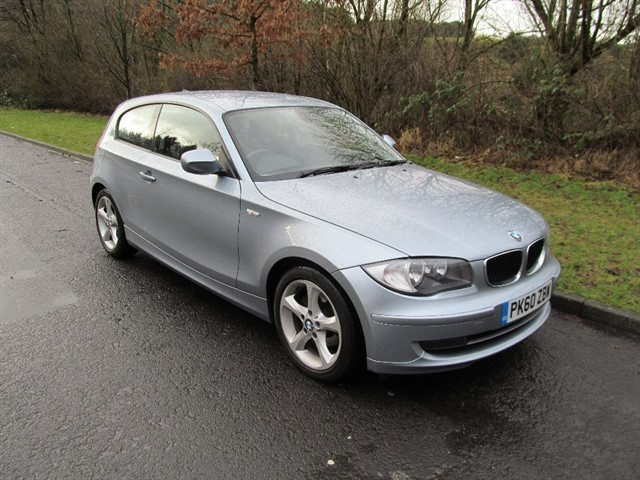 used BMW 118d 1 Series Sport 3dr in lancashire