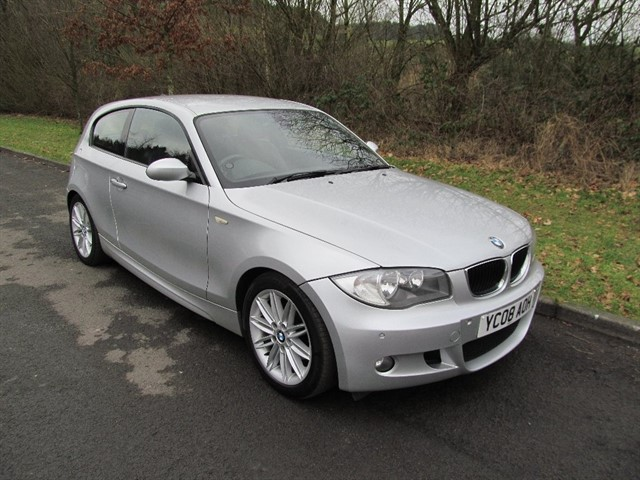 used BMW 118i 1 Series M Sport 3dr in lancashire