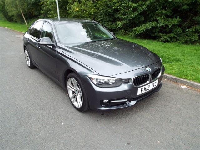 used BMW 318d SPORT in lancashire