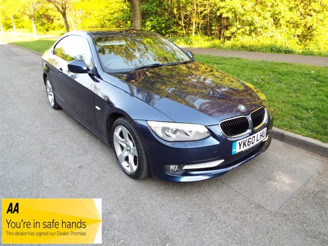 used BMW 320d SE in lancashire