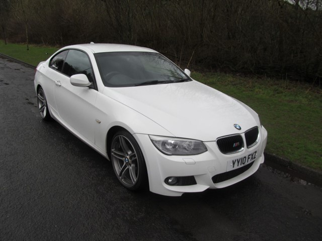 used BMW 320d M SPORT in lancashire