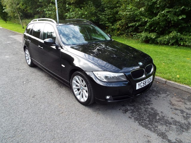 used BMW 320d SE TOURING in lancashire