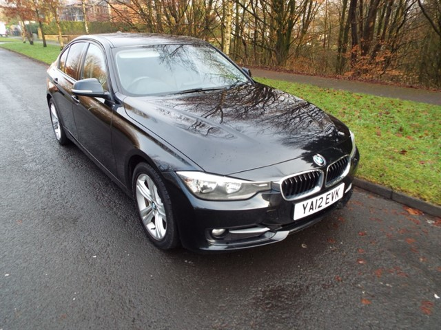 used BMW 320d SPORT in lancashire