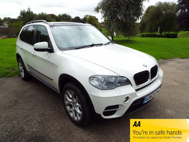 used BMW X5 XDRIVE30D AC in lancashire