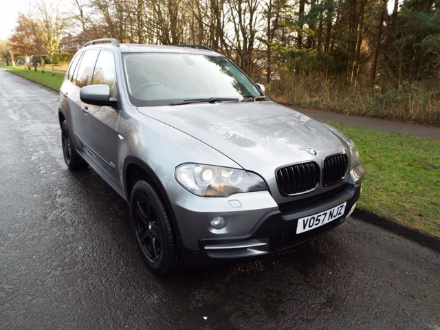 used BMW X5 D SE 7STR in lancashire
