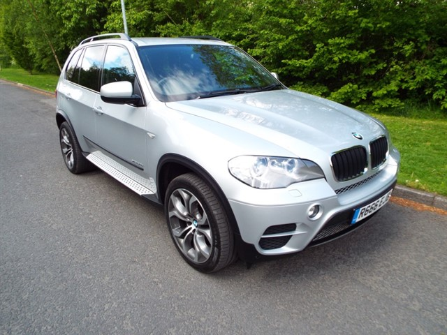 used BMW X5 XDRIVE30D SE in lancashire