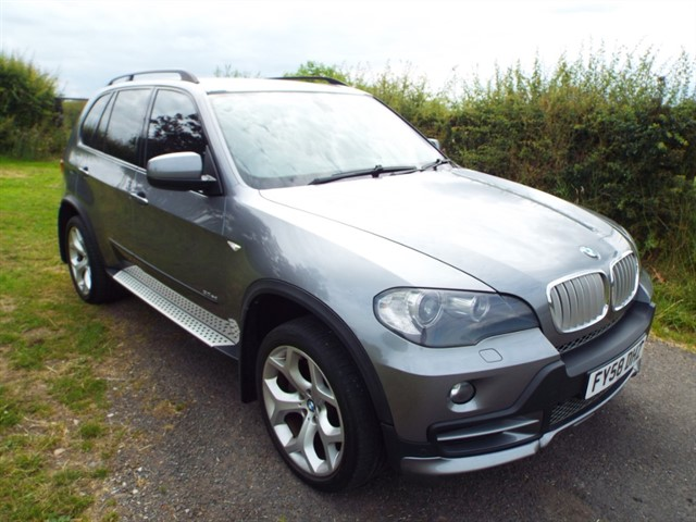 used BMW X5 SD SE in lancashire