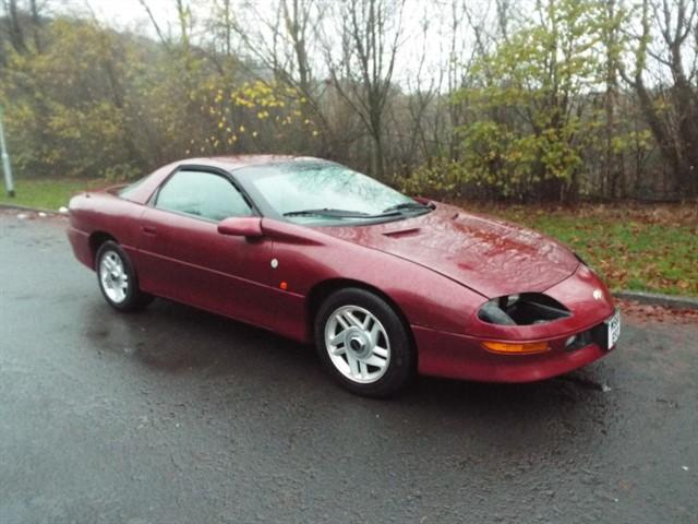 used Chevrolet Camaro  in lancashire