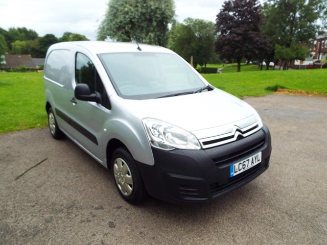 used Citroen Berlingo 850 ENTERPRISE L1 BLUEHDI in lancashire
