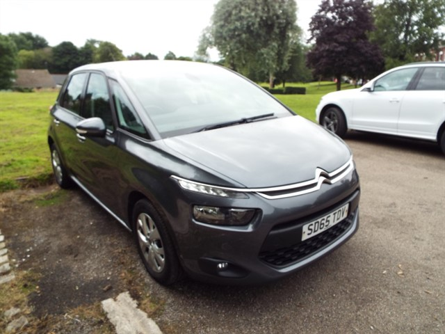 used Citroen C4 Picasso BLUEHDI VTR PLUS in lancashire