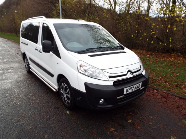 used Citroen Dispatch COMBI L2H1 HDI SX in lancashire