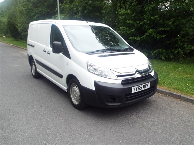 used Citroen Dispatch 1000 L1H1 ENTERPRISE P/V HDI in lancashire