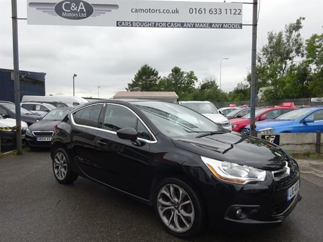 used Citroen DS4 HDI DSTYLE in lancashire