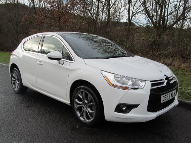 used Citroen DS4 e-HDi Airdream DStyle 5dr in lancashire