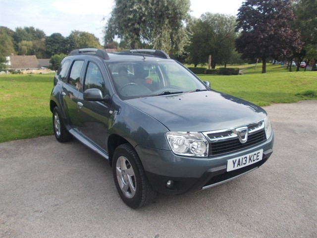 used Dacia Duster AMBIANCE DCI in lancashire
