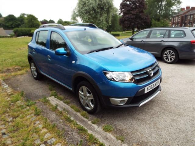 used Dacia Sandero STEPWAY LAUREATE TCE in lancashire
