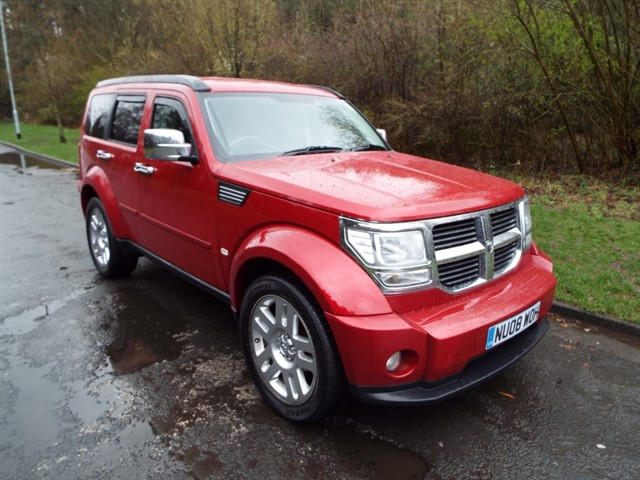 used Dodge Nitro SE in lancashire