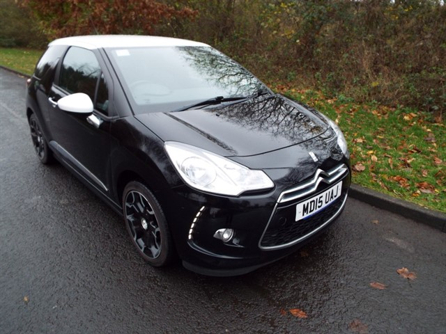 used DS 3 PURETECH DSTYLE S/S in lancashire