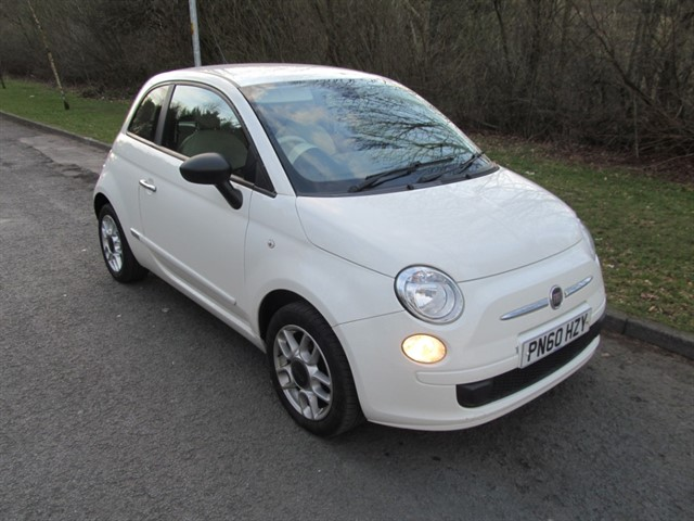 used Fiat 500 POP in lancashire