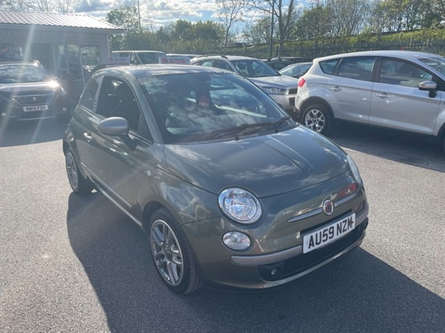 used Fiat 500 500 BY DIESEL in lancashire