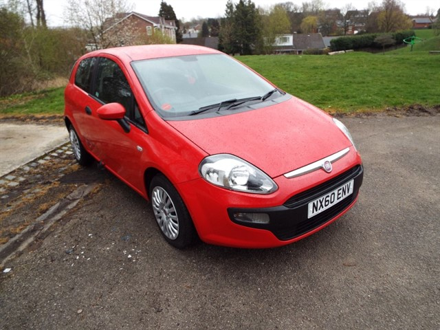 used Fiat Punto Evo ACTIVE in lancashire