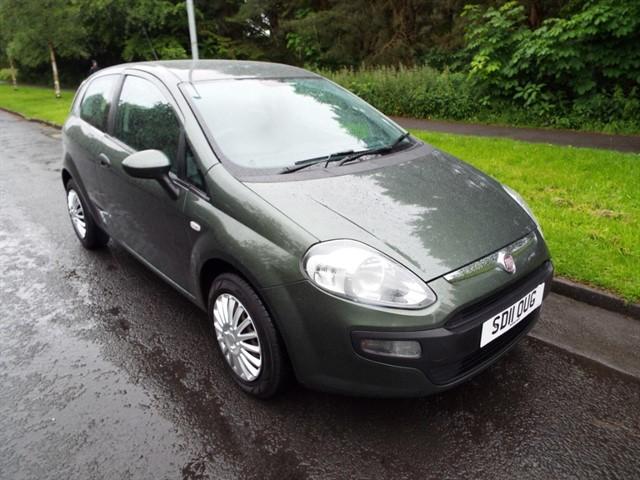 used Fiat Punto Evo ACTIVE in lancashire